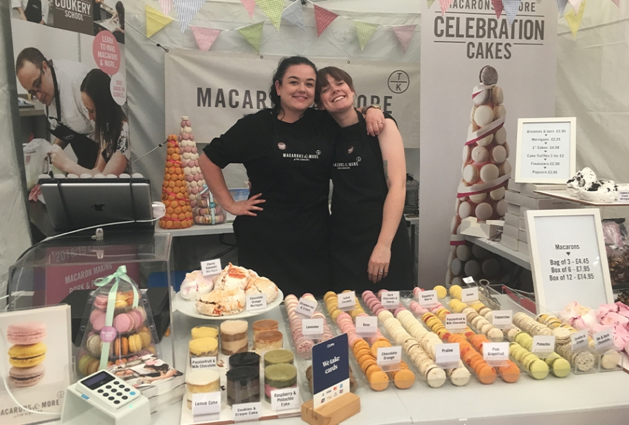 Macarons and More at the Royal Norfolk Show