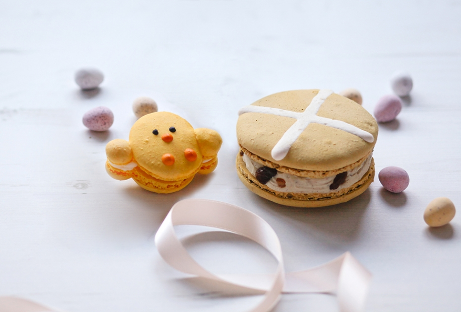 Macarons and More Easter Treats