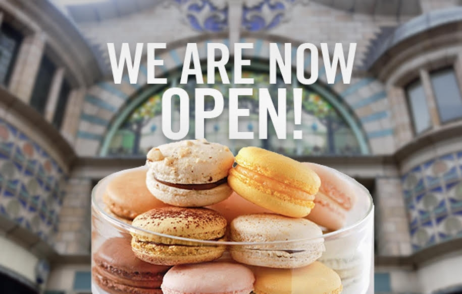 Macarons and More Royal Arcade is open once again