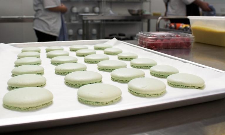 Bakery Bites Our Core Macaron Recipe