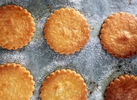 Breton biscuits recipe