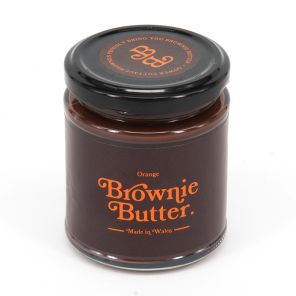 Chocolate Orange Brownie Butter