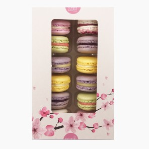 Cherry Blossom Selection Box of 12