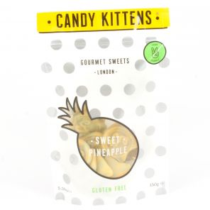 Candy Kittens - Sweet Pineapple 150g