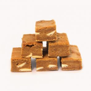 Peanut Butter Blondies - Box of 6
