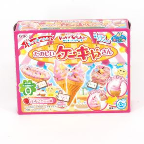 KRACIE Popin Cookin Cake Ice Cream Kit