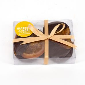 Chocolate Dipped Candied Orange Slices (Box of 7)