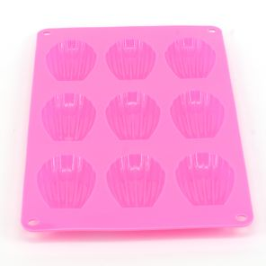 Madeleine Silicone Mould