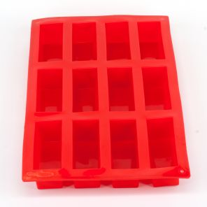 Financier Silicone Mould