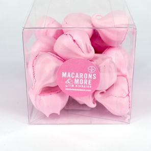 Meringue Drops - Raspberry 50g