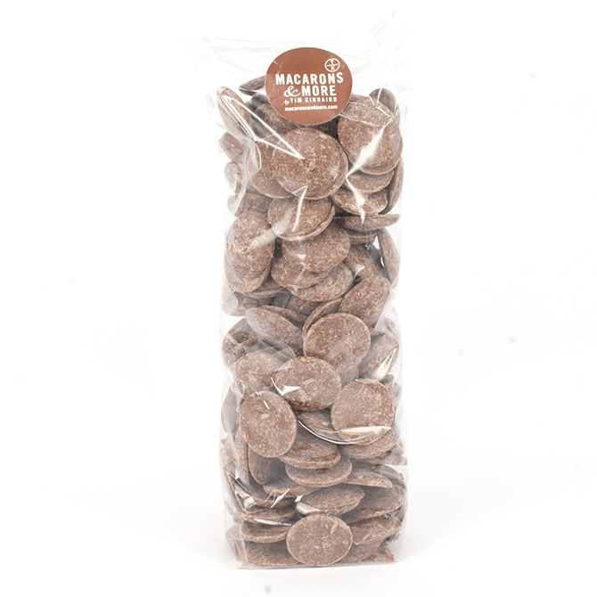 Belgian Milk Chocolate 600g