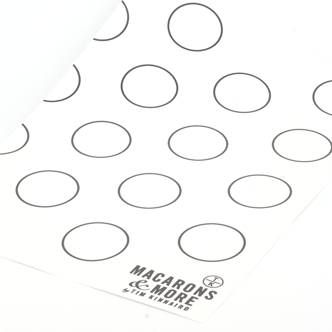 Macaron template 6 macaron circle template bear template for Printable french macaron template