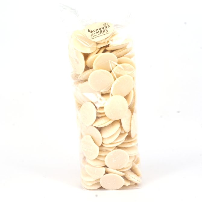 Belgian White Chocolate 600g